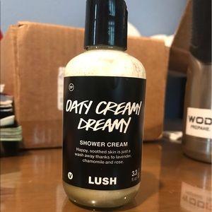 Oaty Creamy Dreamy Shower Cream